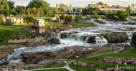 sioux falls convention visitors bureau visit sioux
