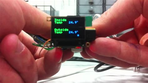 outside displays mtdm oled inside outside temperature display the