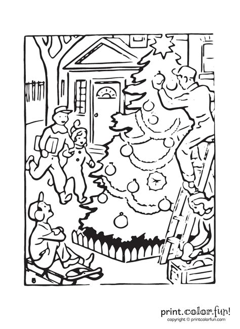 outdoor scenes coloring pages coloring pages