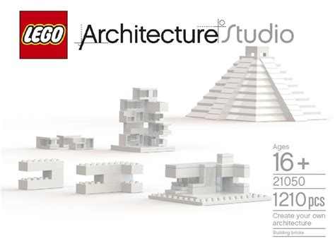 Lego Architecture 21050 Architecture Studio lego 21050 1 architecture studio quot create your own