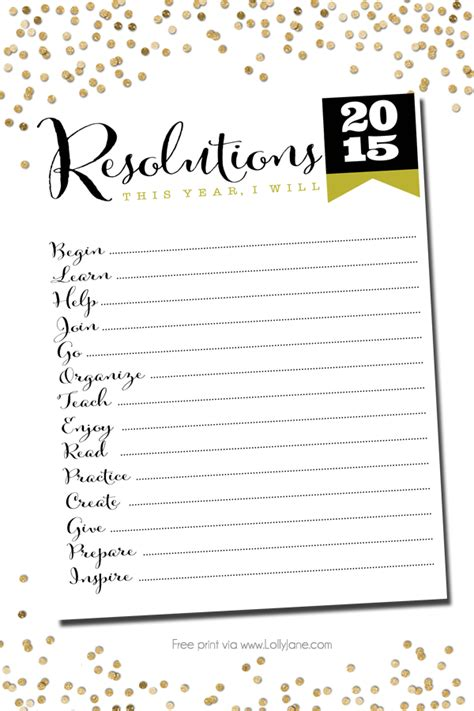 new year s resolution tips design dazzle
