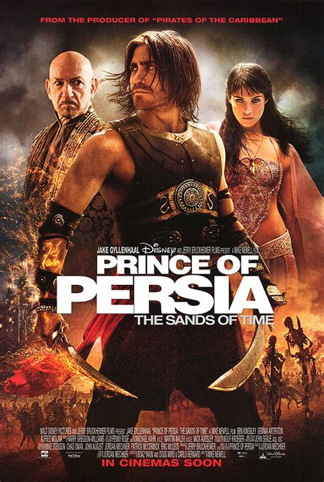 le cinema prince of the sands of time posters at poster warehouse movieposter