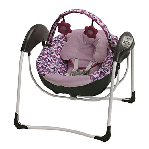 minnie mouse glider swing baby swings bouncers girls shopswell