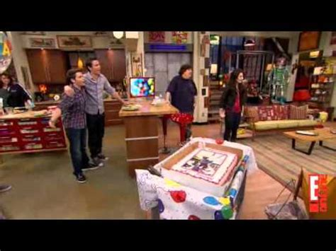 icarly celebrates her birthday with an icarly bedroom miranda cosgrove celebrates her 18th birthday on the