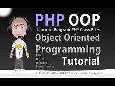 php coding tutorial getting started youtube 1000 ideas about object oriented programming on pinterest