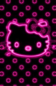 hello kitty neon wallpaper 1000 images about hello kitty neon on pinterest hello