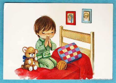 imagenes niños rezando postal ni 241 os rezando n 186 7320 il sin dato comprar