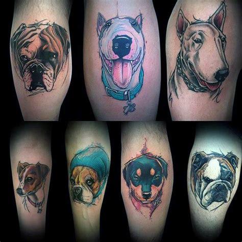 tattoo inspiration dog 100 dog tattoos for men creative canine ink design ideas