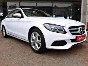 Mercedes C Class Used Cars Used Mercedes C Class C180 Avantgarde Auto For Sale