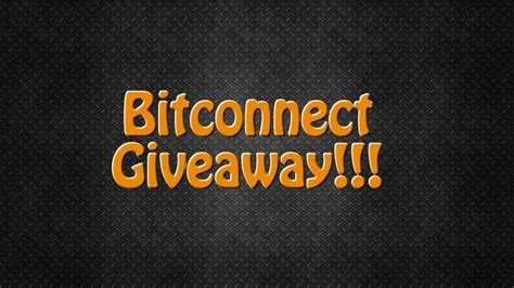 bitconnect latest news happy new year bitconnect giveaway dr roy murphy