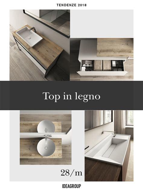 Top Bagno Legno by Top In Legno L Arredo Bagno Di Tendenza Ideagroup