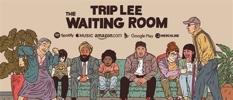 waiting room records trip x the waiting room x out now reach records