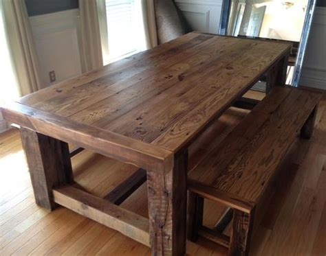 make a table for your dining room sidetracked sarah how to build wood kitchen table plans pdf woodworking