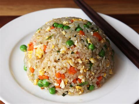 house of rice fried rice recipe dishmaps