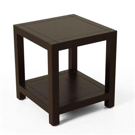 Meja Osin Kayu Jati beli meja sudut kayu jati model minimalis kct 040 harga murah