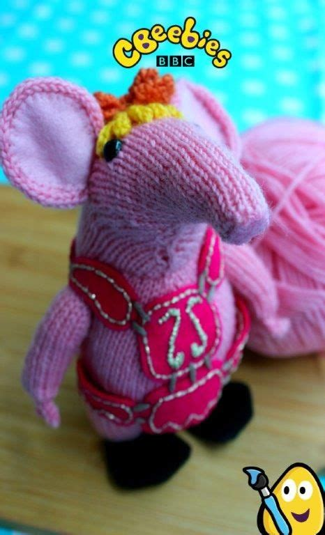free clangers knitting pattern 21 best images about clangers on galapagos