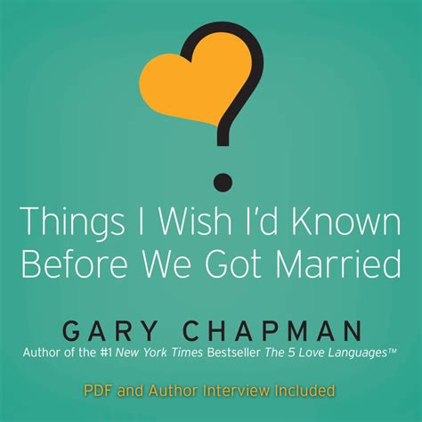 things i wish i d known before we got married audiobook listen instantly