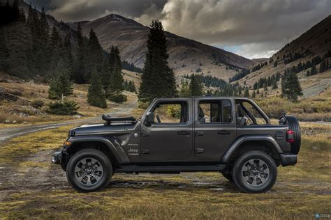 new jeep new jeep wrangler jl revealed