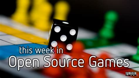 are open source games community this week in open source games august 31 september 6
