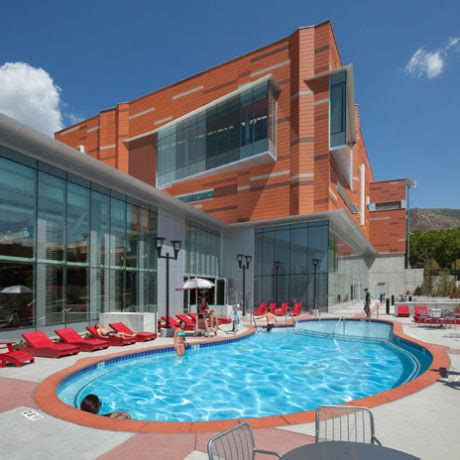 center for student life and college of business the university of utah student life center awarded