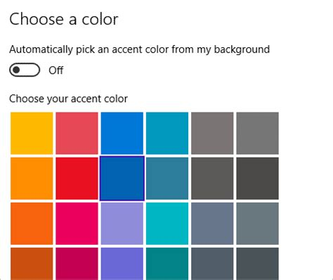 choose color how to change the login screen background in windows 10