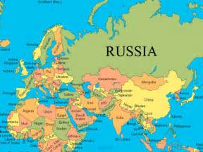 Map Of Europe And Russia by Je Suis Russia 7 Nine Days In Moscow Regis Tremblay