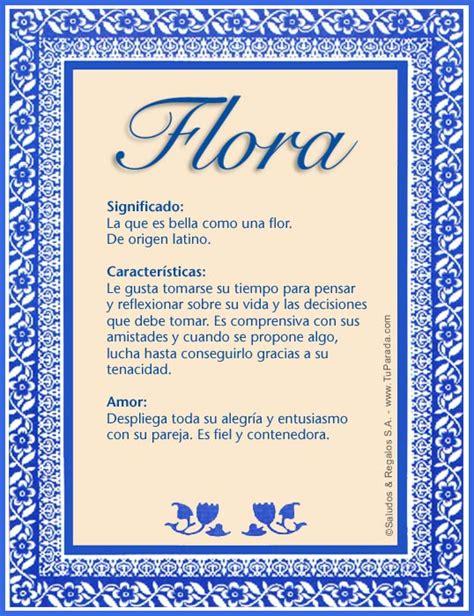 imagenes satelitales q significa flora significado del nombre flora nombres
