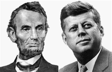 abe lincoln and jfk similarities top 10 coincidence of the world
