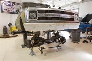 Chevrolet Stock Market Contemporary 1969 Chevrolet C10 Suspension Options