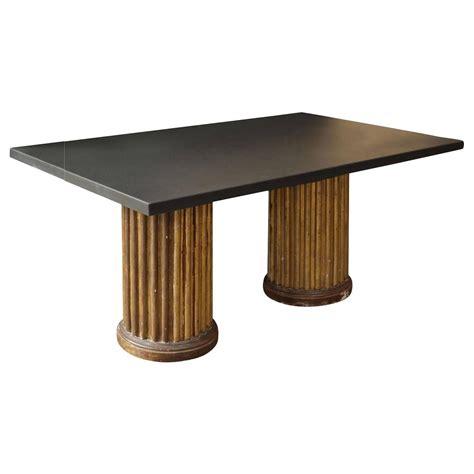 Slate Coffee Table For Sale Slate Top Custom Coffee Table For Sale At 1stdibs