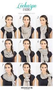 comment porter une 233 charpe ou un foulard missgworld