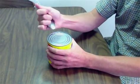 Comment Ouvrir Une Boite De Conserve 336 by Comment Ouvrir Une Boite De Conserve Avec Une Cuill 232 Re