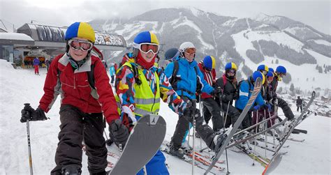 Ski School School secondary school trips activity trips study trips ski