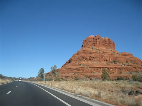 best scenic road trips in usa best road trip drives red rock scenic byway arizona