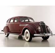 1936 Chrysler Imperial Airflow Sedan  Antique Cars And