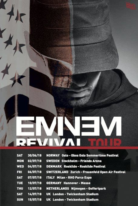 eminem tour eminem announces european quot revival quot tour