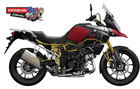 Dl1000 Suzuki Suzuki Dl1000 2014 Tech Images