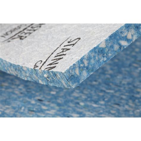 shop leggett platt 11 9mm foam carpet padding at lowes com