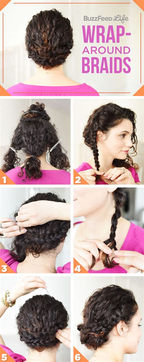 hairstyles for medium length hair buzzfeed 17 incredibly pretty styles for naturally curly hair
