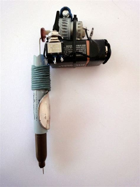 prison tattoo gun handmade prison gun jailhouse style