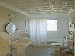 ceiling ideas for bathroom bathrooms with beadboard tin bathroom ceiling ideas