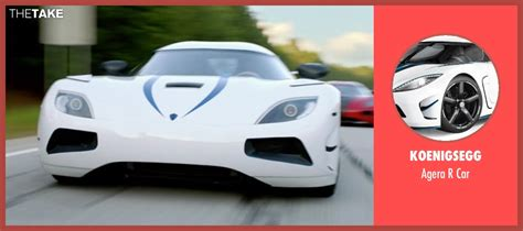 Harrison Gilbertson Koenigsegg Agera R Car From Need For
