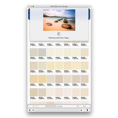 pantone color manager pantone color manager software for desktop mac
