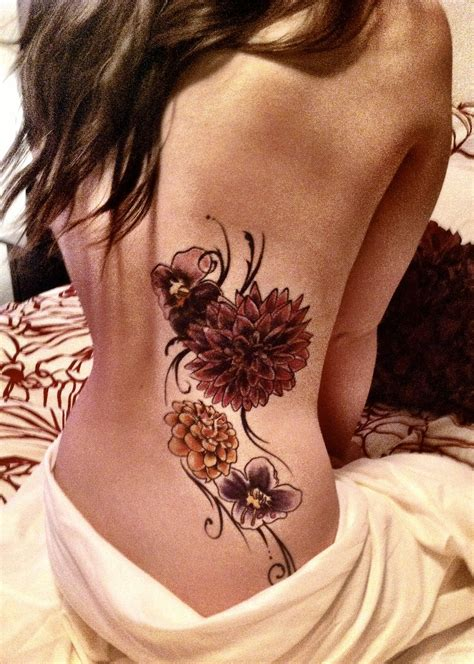dahlia tattoos wow this dahlia is gorgeous i would this
