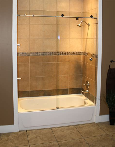frameless bathtub enclosures semi frameless shower framed u0026 showers semi