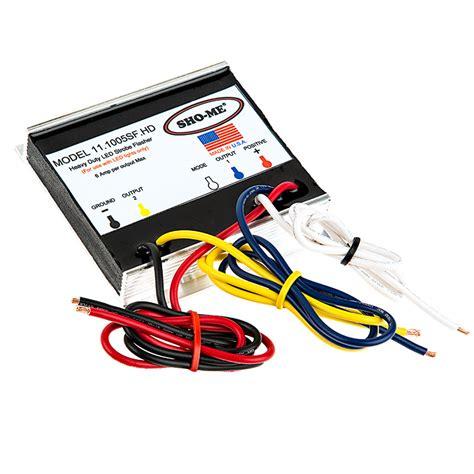 sho me led light bar sho me light bar wiring diagram federal signal light bars