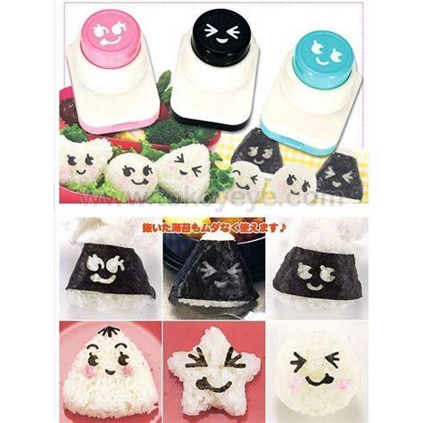 Smile Nori Puncher Limited bento nori puncher set 3 pcs emoji smile series 2 dapurnesia