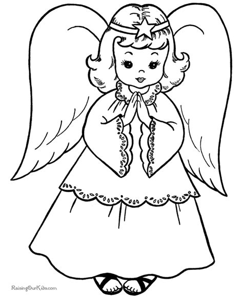 free printable coloring pages xmas free printable christmas coloring sheets christmas angel