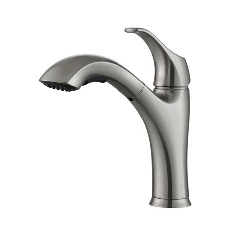 single kitchen faucets best single handle kitchen faucet top 6 in 2017