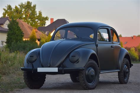 volkswagen beetle 1940 kdf beetle type 92 1942 war ii vw